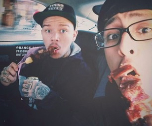 anthony, marco, and phora image