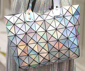 fashion, bag, and skirt image