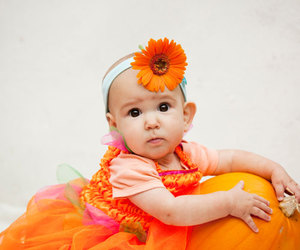 baby, flower, and cute image