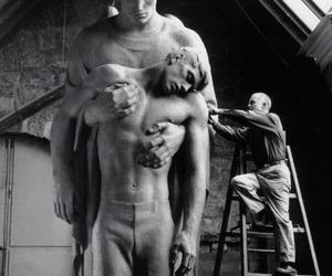 art, sculpture, and walker kirtland hancock image