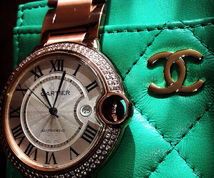 2.55, cartier, and chanel image