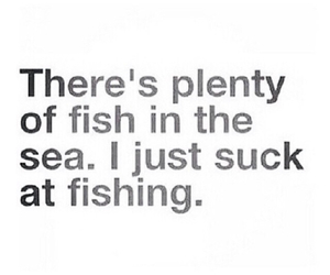 quotes, fishing, and fish image