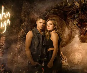 amor, dragon, and guerra image