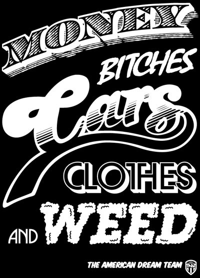 black and white, illustration, and typography image