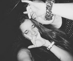 drunk, girls, and night image