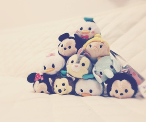 disney, cute, and donald image