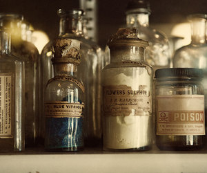 poison and potions image