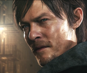 norman reedus and silent hills image