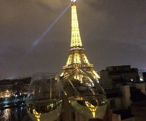 paris, wine, and luxury image