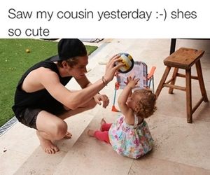 cousin, twitter, and 5sos image