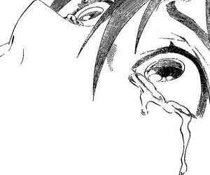 cry, boy, and manga image