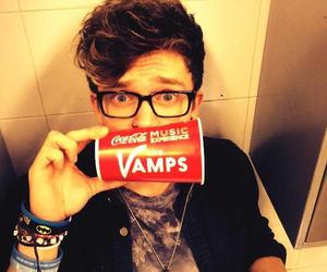 the vamps, connor ball, and boy image