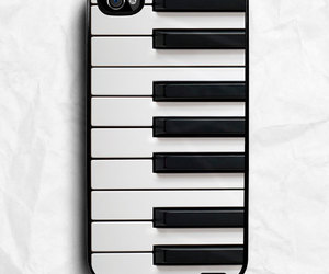 piano, case, and cool image