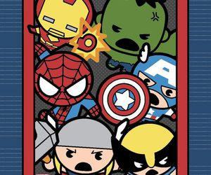 Avengers, heroes, and Hulk image
