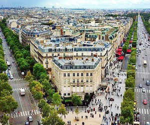 paris, europe, and street image
