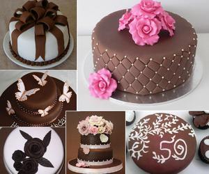 beautiful, cake, and decor image