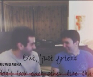 gamer, header, and just friends image