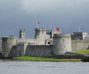 beautiful, ireland, and king john's castle image