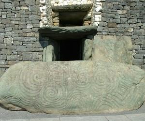 beautiful, ireland, and newgrange image