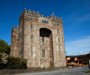 beautiful, ireland, and bunratty castle image