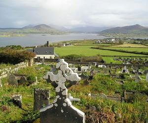 beautiful, ireland, and valentia island image