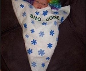 adorable, costume, and baby image