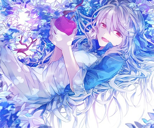 anime, apple, and kagerou project image