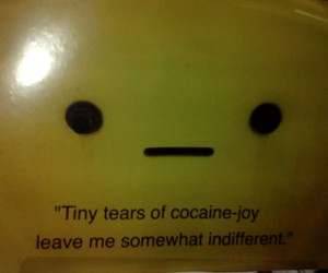 drugs, poster, and quote image