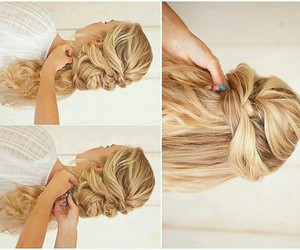 braid, diy, and french image