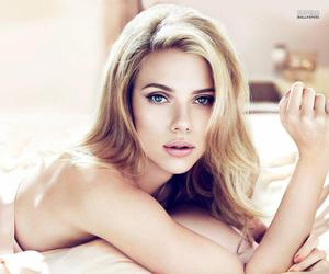 pretty and scarlett johanson image