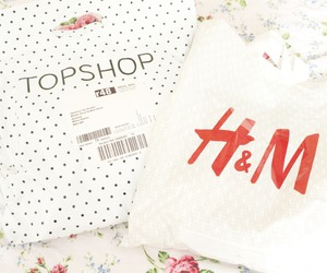 fashion, H&M, and topshop image