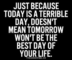 life, quote, and today image