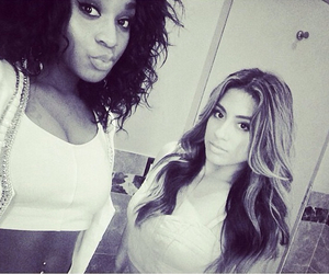 ally brooke and normani kordei image