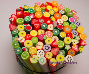 candy, food, and fruit image