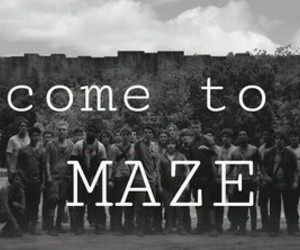 the maze runner, dylan o'brien, and Minho image