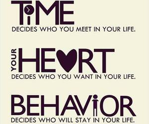 heart, time, and behavior image