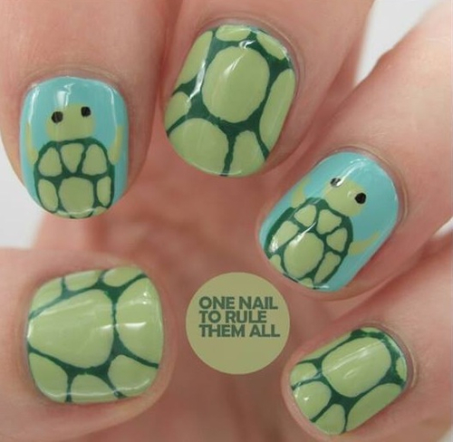 Image In Nail Art Collection By E On We Heart It