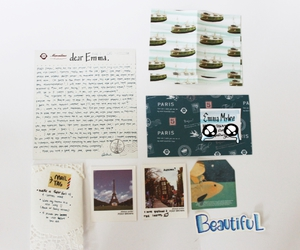 artwork, ideas, and Letter image