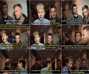 westlife and niall horan image