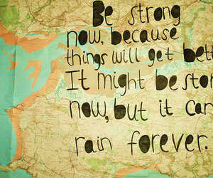 quotes, strong, and map image