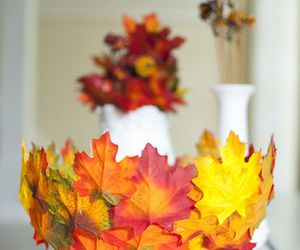 art, crafts, and fall image