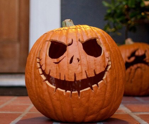 pumpkin and Halloween image