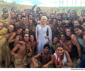game of thrones, khaleesi, and seson 5 image