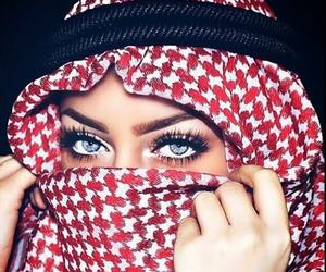 girl and arab image