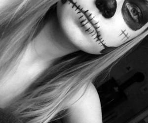 Halloween and skullet image