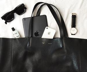 bag, iphone, and purse image