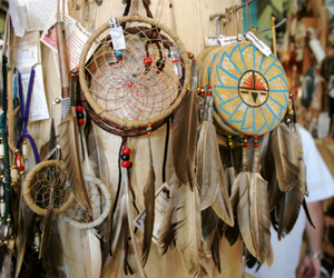 dream catcher, dreamcatcher, and Dream image