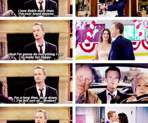 Barney Stinson, how i met yout mother, and robarney image