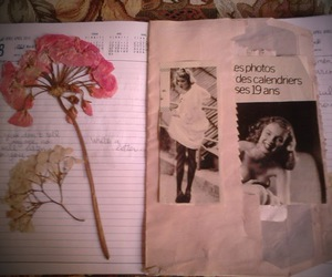 girls, illustration, and journal image