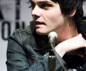 gee, gerard way, and my chemical romance image